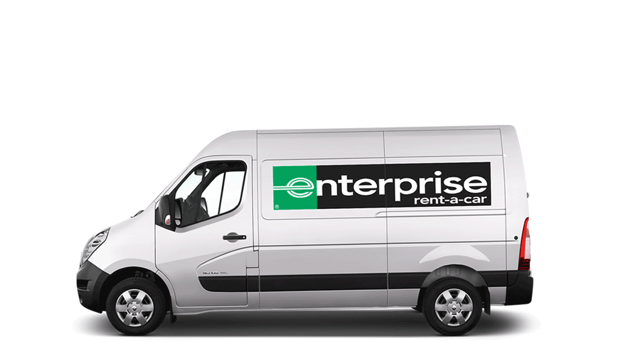 Enterprise Rent A Car Vans