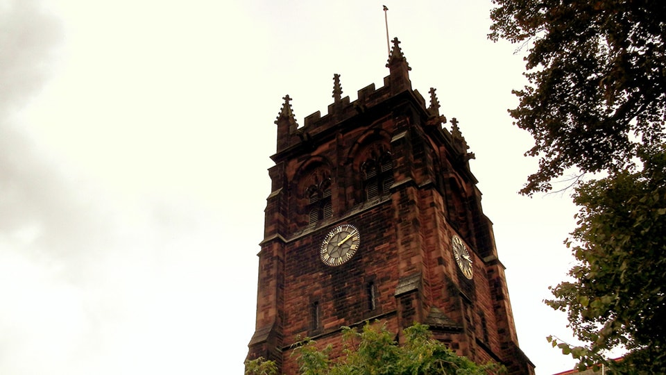 St Peter's Church, Liverpool