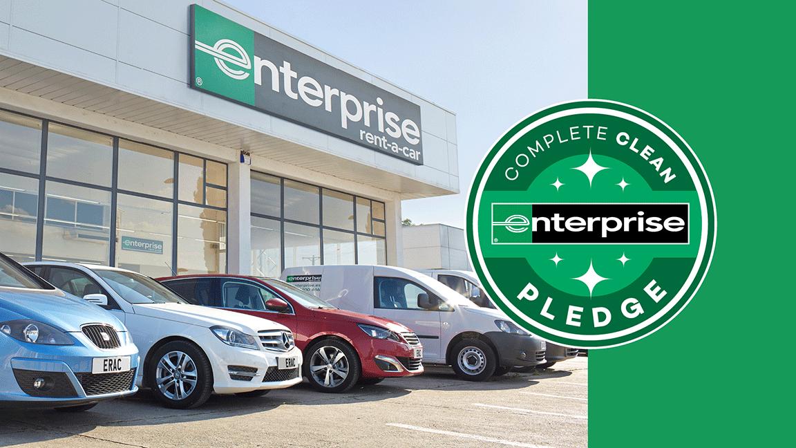 Car Hire Free Pick Up And Drop Off Enterprise Rent A Car