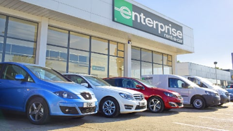 Free Pick Up Drop Off Service Enterprise Rent A Car