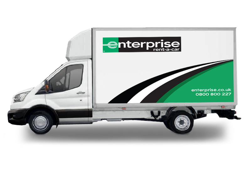 Automotive Lift Rentals : Van hire rental from enterprise rent a car